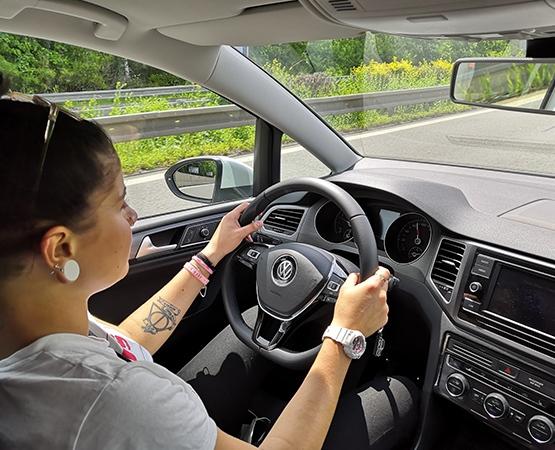 Moderní vozy v autoškole Redax